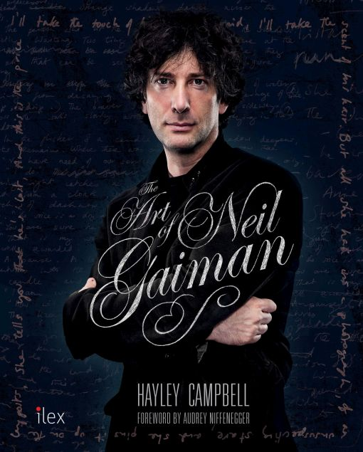 [neilgaiman biographie illustree art of neil gaiman]