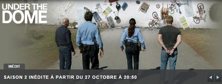[under the dome saison2 m6]