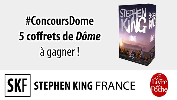 [Concours Dome de Stephen King]