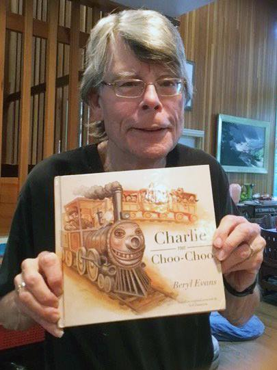 [SONY charlie the choo choo stephen king picture]