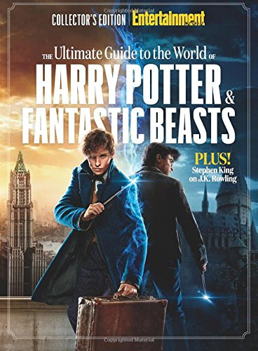 [The Ultimate Guide to the World of Harry Potter and Fantastic Beasts]