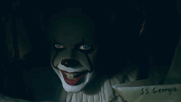 [It Stephen King Pennywise Boat]