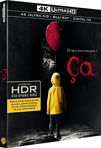 [ca stephenking dvds]