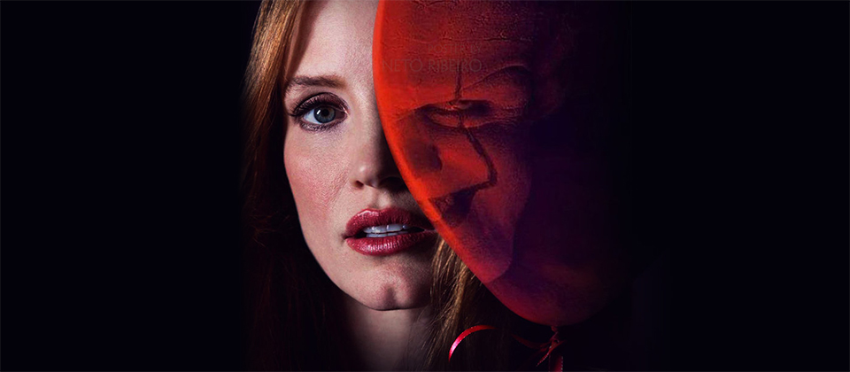 [jessica chastain ca film chapitre2 stephenking]
