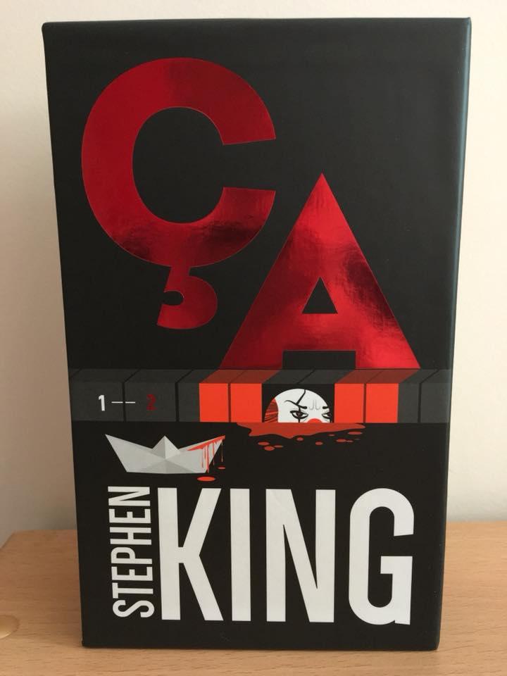 [coffret stephen king ca - le livre de poche 2017]