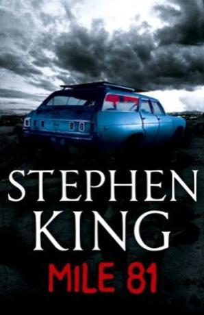 Mile 81 hodder stoughton stephen king cover