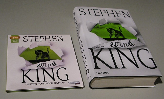 [TheWindThroughTheKeyhole germany 1 Stephen King - Photo]