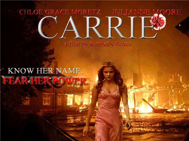 [carrie 2013 poster - Photo]