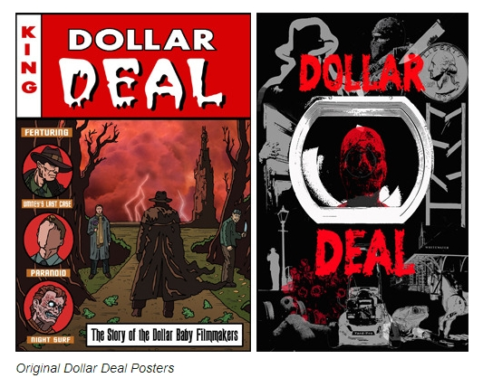 Dollar Deal: The Stephen King Dollar Baby Filmmakers