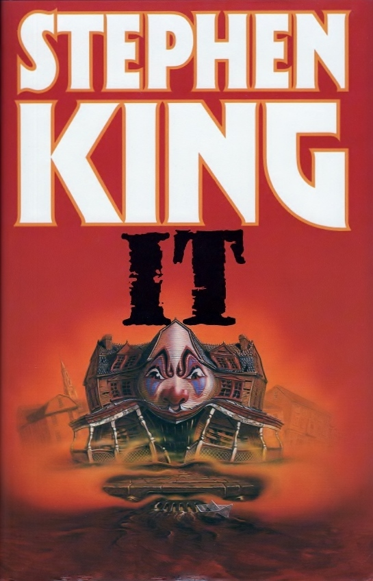 [IT stephen king hodder stoughton 1986]