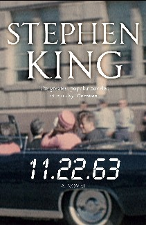 11-22-1963 Stephen King UK promo