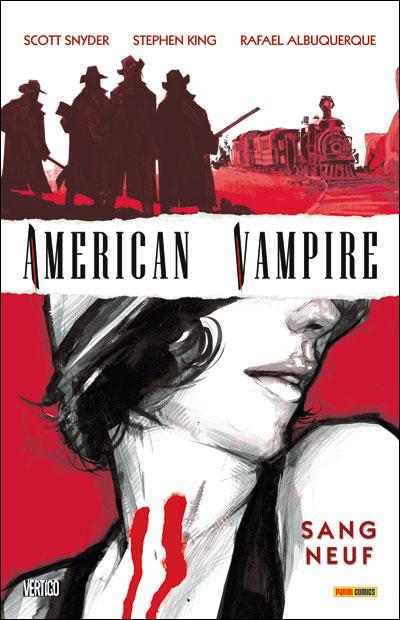 American Vampire & American Vampire Legacy American-vampire-1-panini
