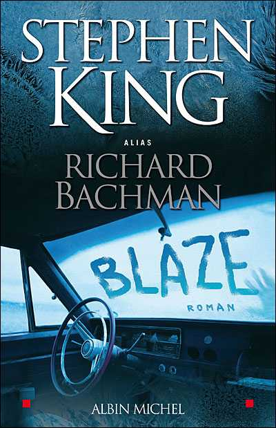 blaze, albin michel, stephen king