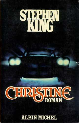 Christine, livre Stephen King