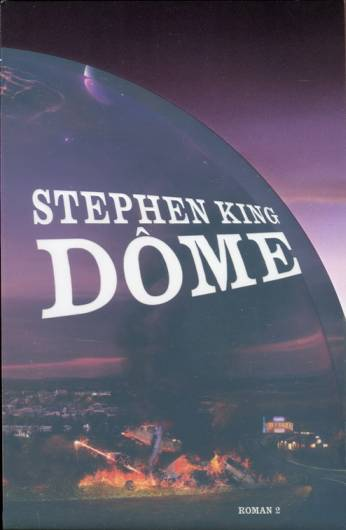 dome - stephen king - france loisirs