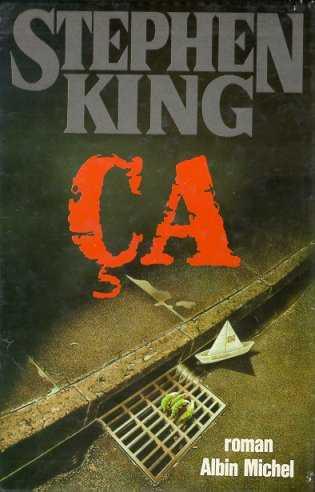 Stephen King - Ça Tome 1 et 2 sur Bookys