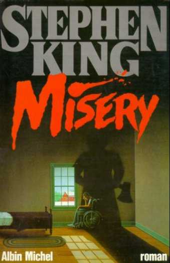 misery, livre stephen king