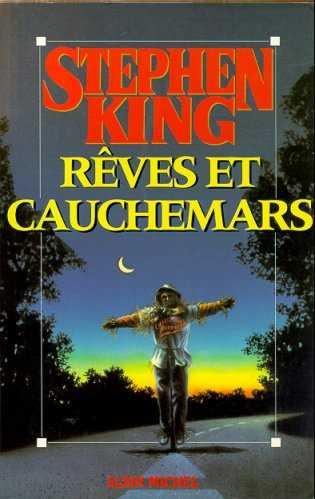 Rêves et Cauchemars, Stephen King livre, Albin Michel, 1994
