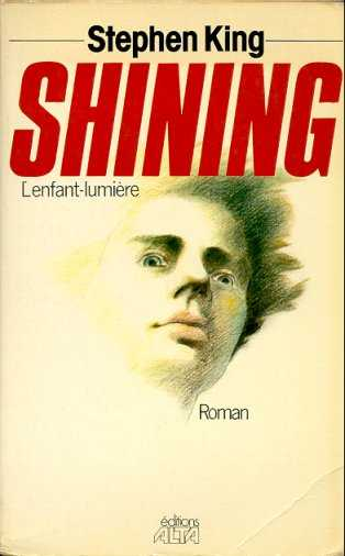 L'enfant lumiere / Shining, Stephen King, Alta