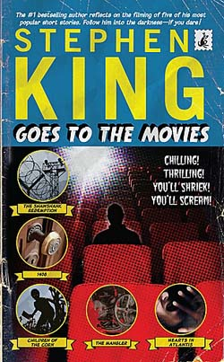 (Stephen King goes to the movies - USA, livre Stephen King)
