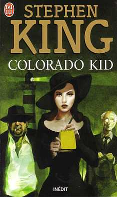 colorado kid, livre Stephen King