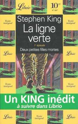 la ligne verte 1, Stephen King, librio