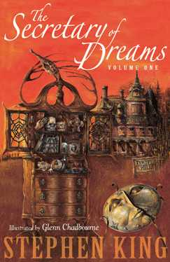 The Secretary Of the Dreams, Stephen King livre