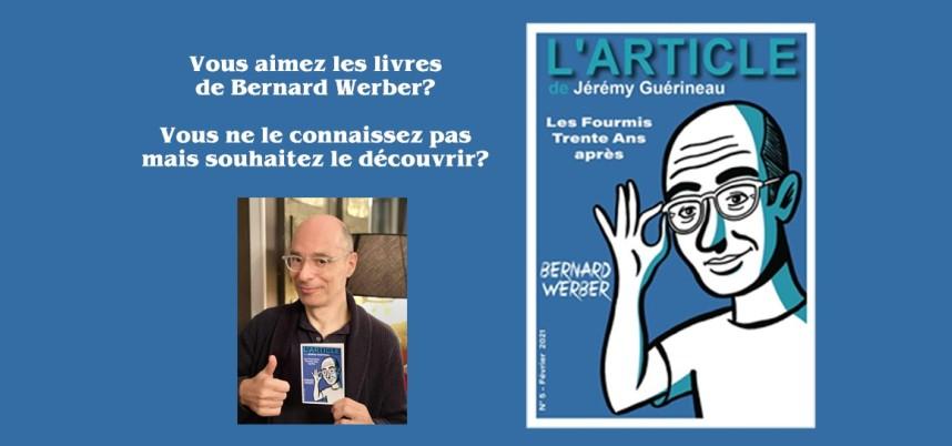 Notre livre sur Bernard Werber
