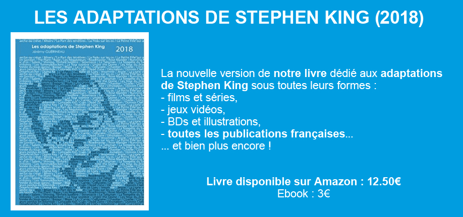 Les adaptations de Stephen King livre sur Stephen King