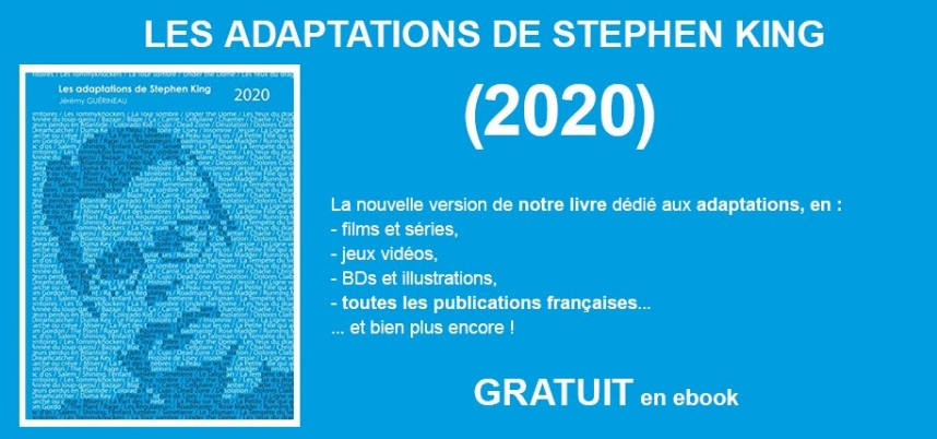 les adaptations de Stephen King (livre)