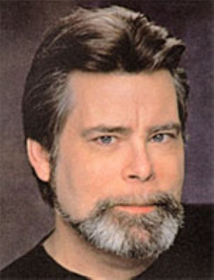 Picture of stephen king