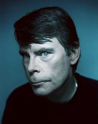 photo de stephen king 2000s