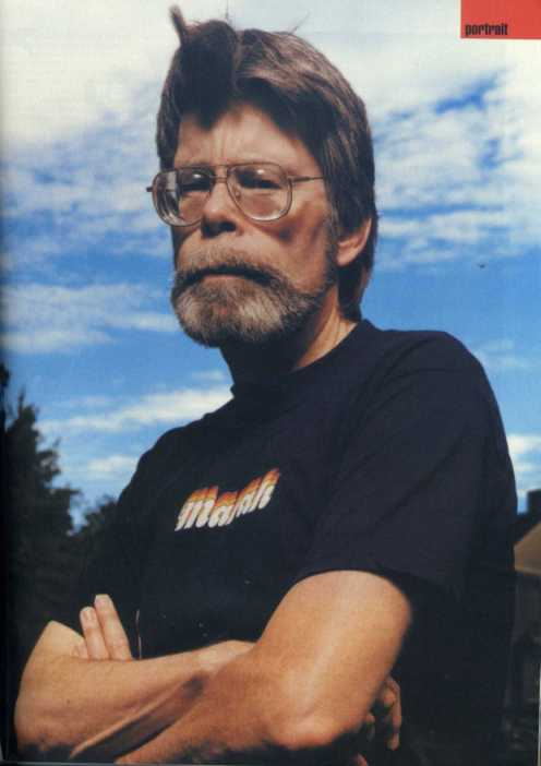 Photo de stephen king 1990s