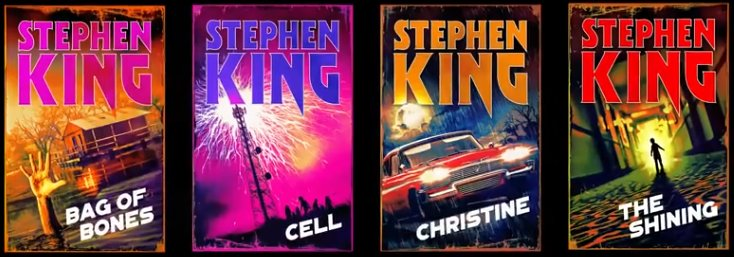 King Of Halloween Hodder Covers