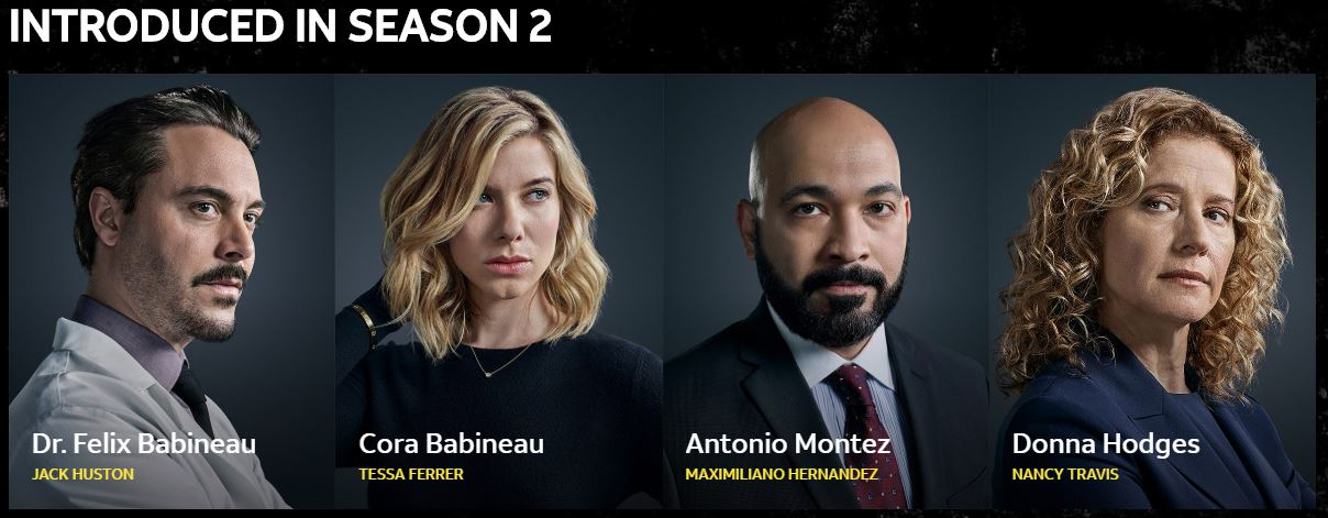 Mr. Mercedes Season 2 Cast Small