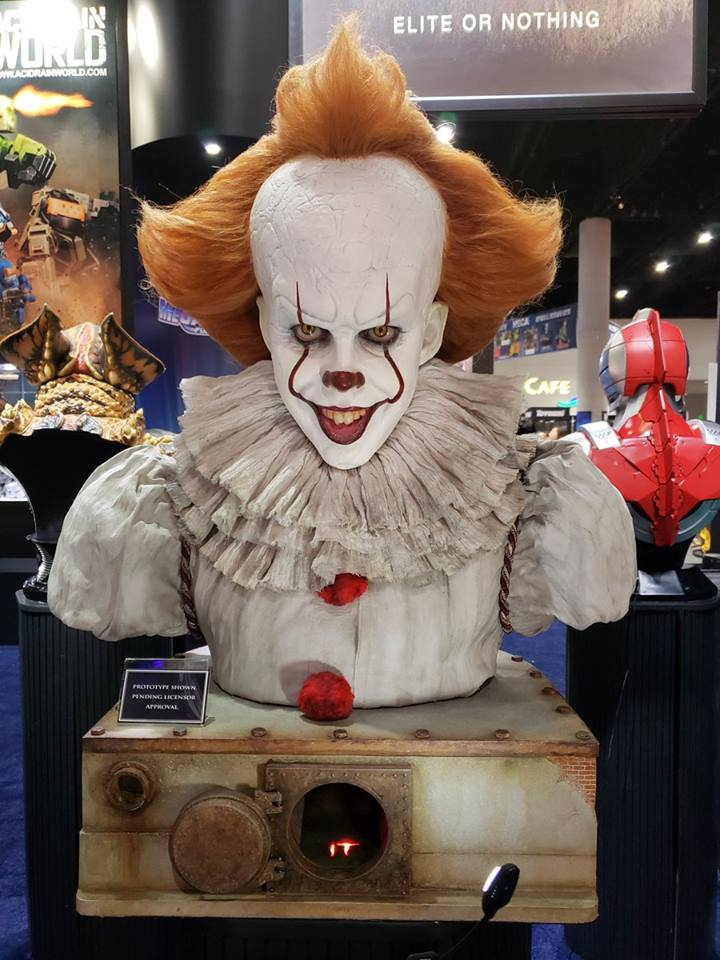 Pennywise Cinemaquette 1