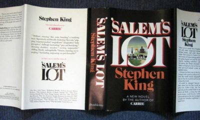 Salem S Lot Stephenking Dj Doubleday Compressor