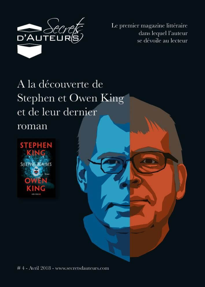 Secrets D Auteurs Box Stephenking Owenking Sleepingbeauties