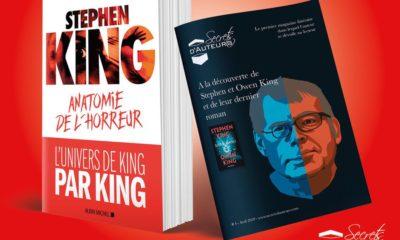 Secrets D Auteurs Stephenking Anatomie De Lhorreur Header