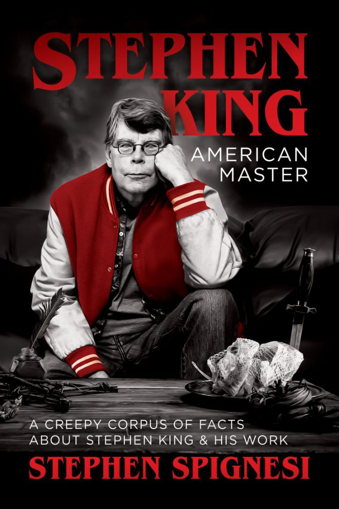 Stephen King American Master Creepy Corpus Livre Stephen Spignesi