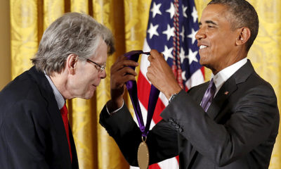 Obama Awards The 2014 National Medal Of Arts And The National Humanities Medal In Washington