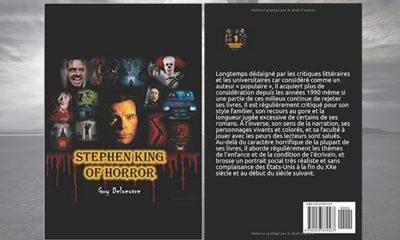 Stephen King King Of Horror Livre 2018
