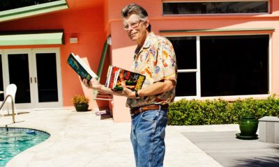 Stephen King Reading Florida