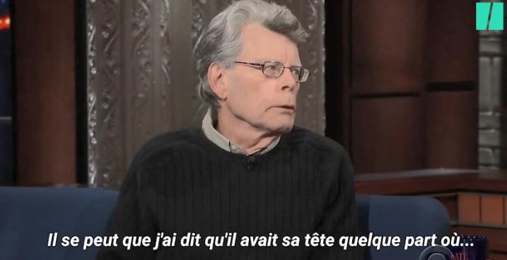 Stephenking Colbert