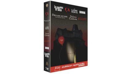 Stephenking Dvd Fnac Coffret