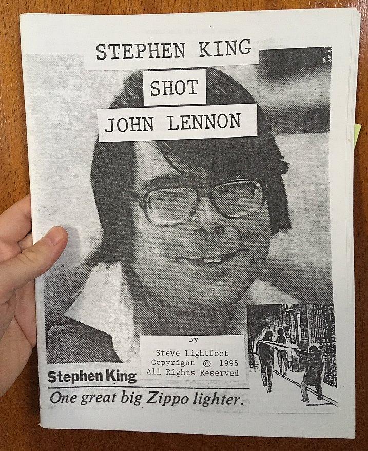 Stephenking Shot John Lennon 3