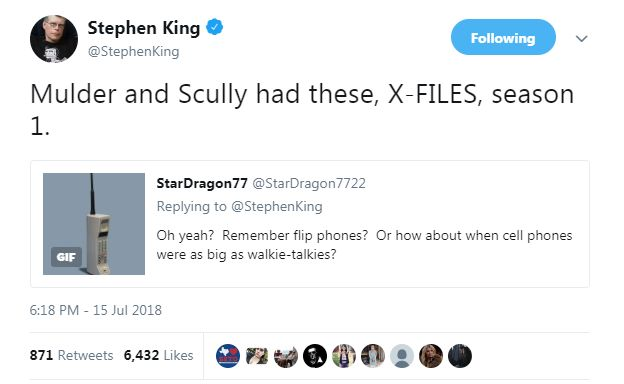 Stephenking Tweet Iphone2
