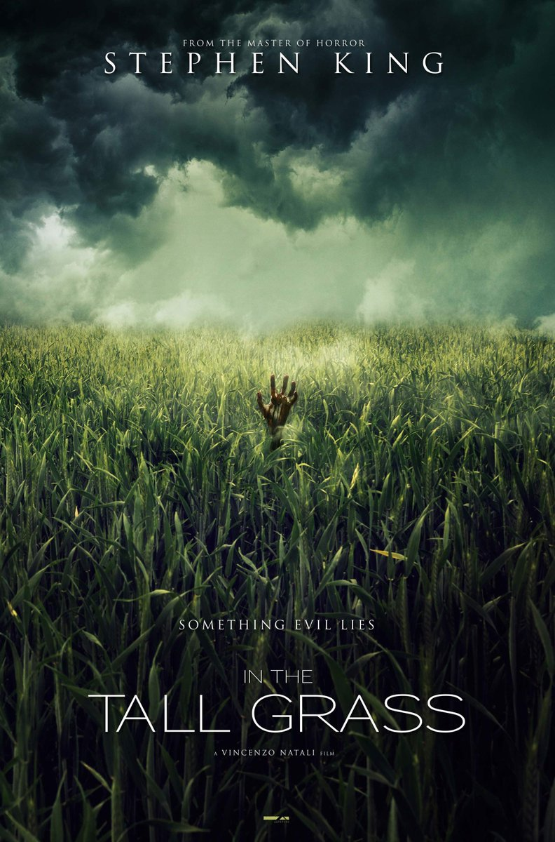 Tall Grass Fanmade Poster